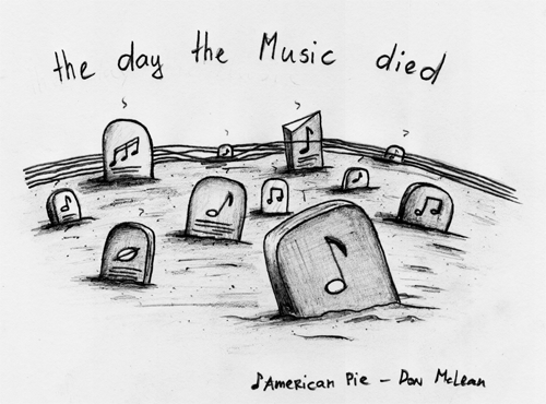 The day the music died - American pie - Don McLean