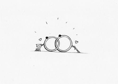 Stumj gredzenus