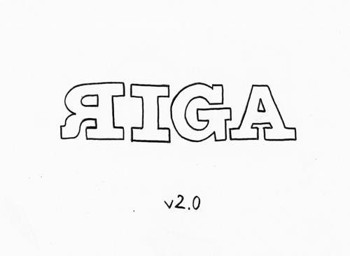 RIGA | ЯIGA
